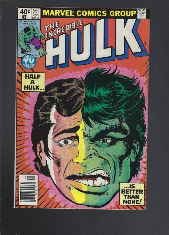 The Incredible Hulk #241 (1979)
