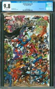 JLA and Avengers #3 CGC 9.8