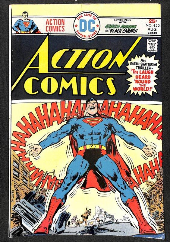 Action Comics #450 (1975)