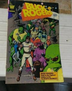 buck rogers of the 25th century #16 1982 whitman comics based on ther tv show