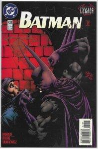 Batman   vol. 1   #533 VF (Legacy prelude)