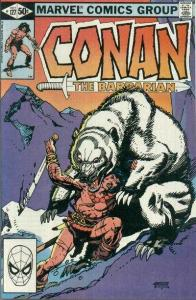 Conan the Barbarian (1970 series) #127, VF+ (Stock photo)