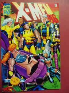 X-MEN '96  VF/NM to NM- (9.2 -9.4)  OR BETTER MARVEL  64 pages of X-men  Action