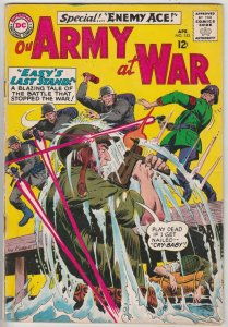 Our Army at War #153 (Apr-65) VG/FN Mid-Grade Easy Company, Sgt. Rock
