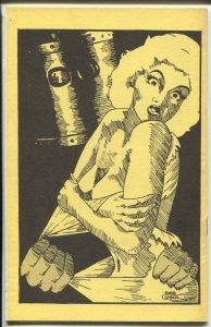 Platinum Perils #16 1990-Howard Hopkins-Pulp Women Spectacular-Ron Wilbur-GGA-VF
