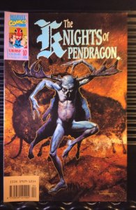 Knights of Pendragon (UK) #10 (1991)
