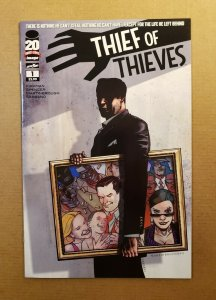 THIEF OF THIEVES #1 FIRST PRINT IMAGE COMICS 2012