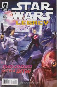 Star Wars: Legacy (Vol. 2) #4 VF/NM; Dark Horse | save on shipping - details ins
