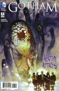 Gotham by Midnight #7 VF/NM; DC | save on shipping - details inside