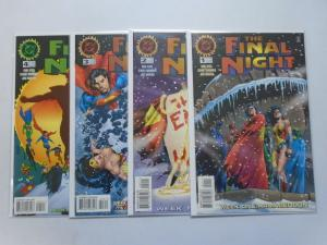 The Final Night #1-4 - 8.0 VF - 1996