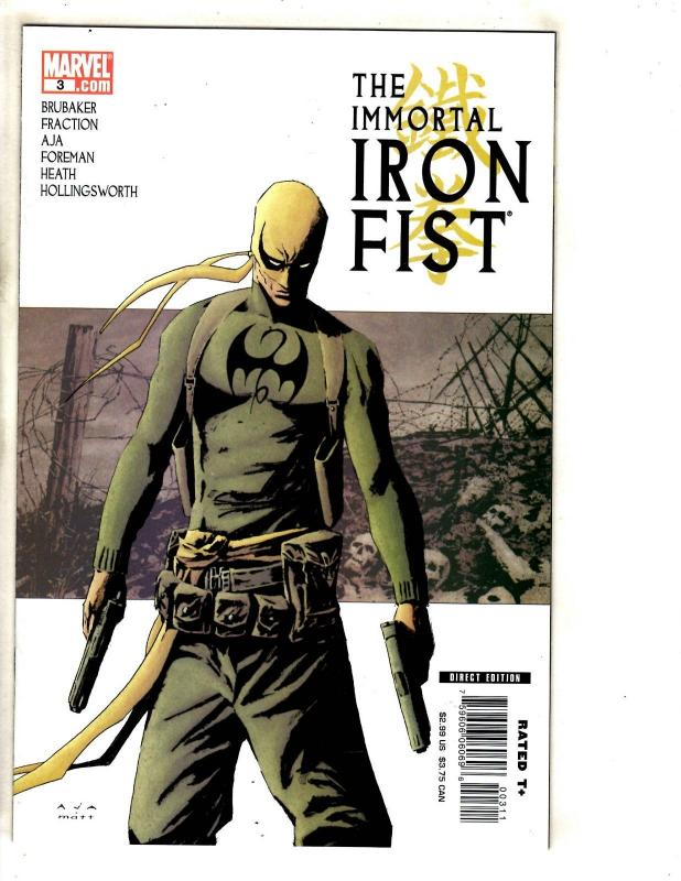 Immortal iron fist 5 you