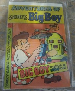 ADVENTURES OF SHONEYS BIG BOY COMIC # 26 1976