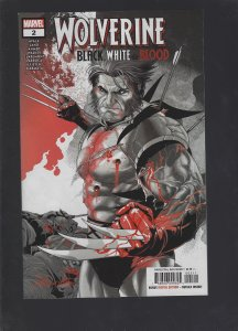 Wolverine: Black, White, and Blood #2 (2020)