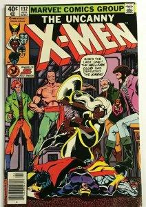UNCANNY X-MEN#132 FN/VF 1980 MARVEL BRONZE AGE COMICS