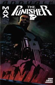 Punisher (7th Series) Annual #1 FN; Marvel | save on shipping - details inside