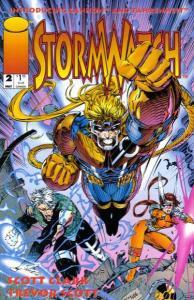 Stormwatch (1993 series) #2, NM (Stock photo)