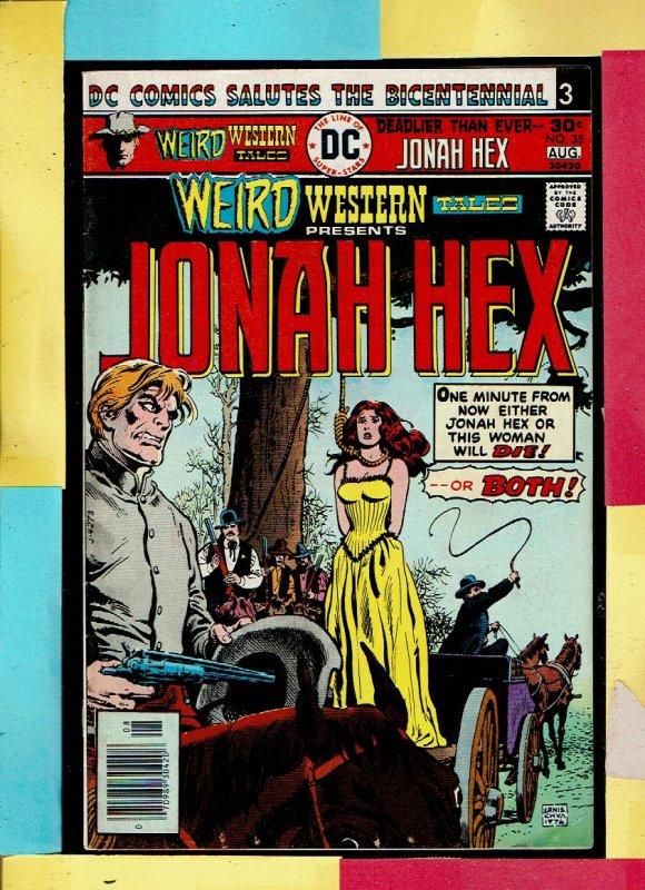 WEIRD WESTERN TALES JONAH HEX 35