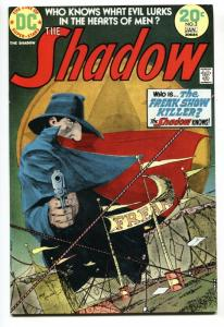 The Shadow #2 1973- DC Comics- Pulp Hero Kaluta VF/NM