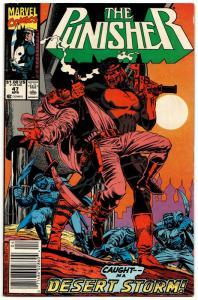 The Punisher #47 (Marvel, 1991) VG