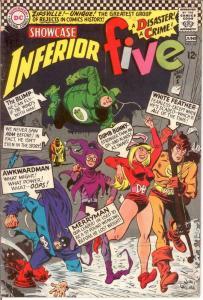 SHOWCASE (1956-1970,1977-1978 DC) 62 GOOD 1ST APP INFER COMICS BOOK