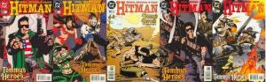 HITMAN (1996) 29-33  Tommy's Heroes complete story COMICS BOOK