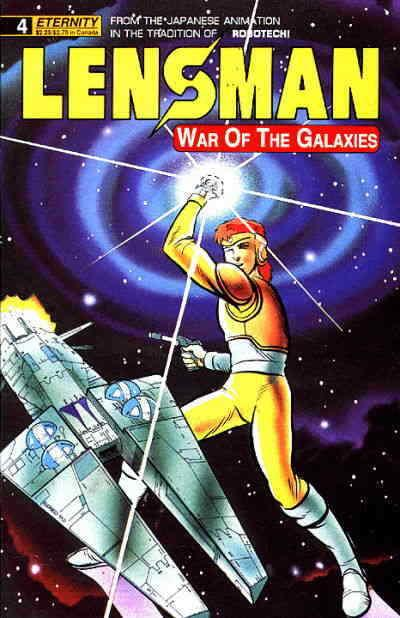 Lensman: War of the Galaxies #4 FN; Eternity | save on shipping - details inside