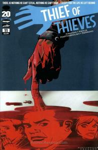 Thief of Thieves #11 VF/NM; Image | save on shipping - details inside