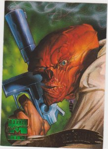 1995 Marvel Masterpieces #140 Red Skull