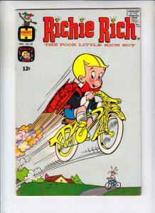 Richie Rich #52 (Dec-66) FN/VF- Mid-High-Grade Richie Rich