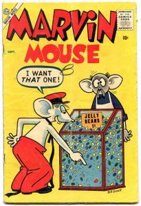 Marvin Mouse #1 1957-Atlas-1st issue-Stan Lee-Bill Everett-Joe Maneely-VG-
