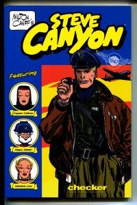 Steve Canyon 1947-Milton Caniff-TPB-trade