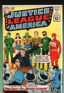 Justice League of America #8 (1962)