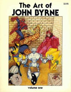 Art of John Byrne, The #1 FN; Sal Quartuccio | save on shipping - details inside