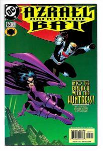 Azrael Agent of the Bat #63 (DC, 2000) VF-