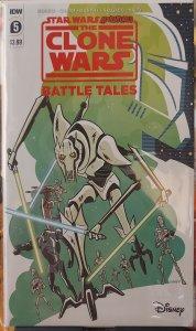 Star Wars Adventures: The Clone Wars-Battle Tales #5 (2020)