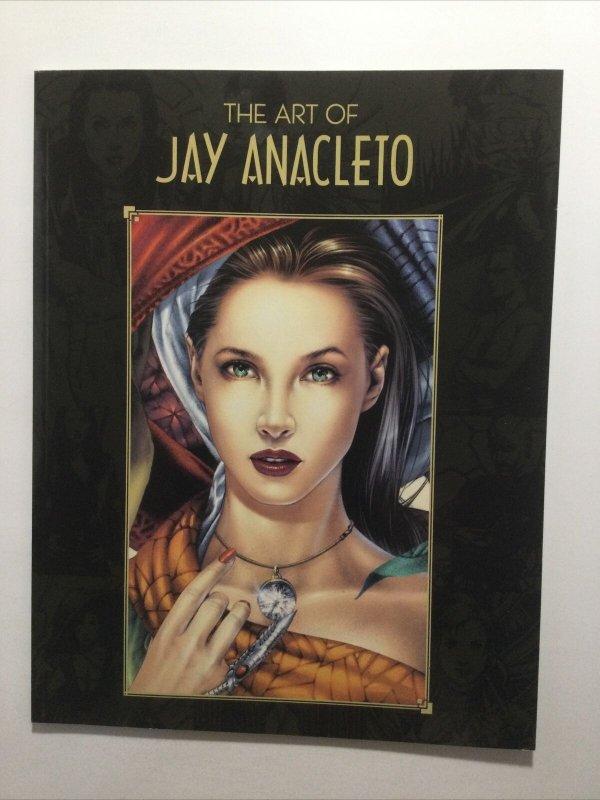 Art Of Jay Anacleto Magazine Near Mint Nm Image Comics