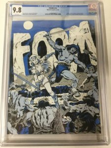 FOOM 14 CGC 9.8 WHITE PGS (copy B) Conan Red Sonja 1st Captain Britain MARVEL