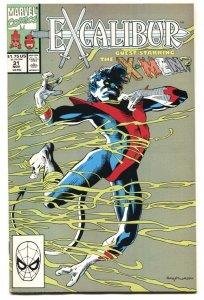 Excalibur #32 1st appearance of Vega-Superior, the son of Krakoa