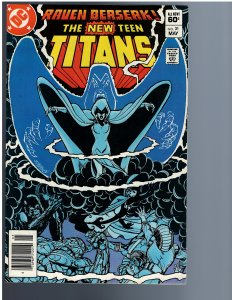The New Teen Titans #31 (1983)