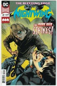 Nightwing #47 October 2018 DC