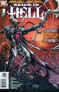 Reign In Hell #1 VF; DC   save on shipping - details inside