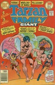 Tarzan Family #66, Fine (Stock photo)