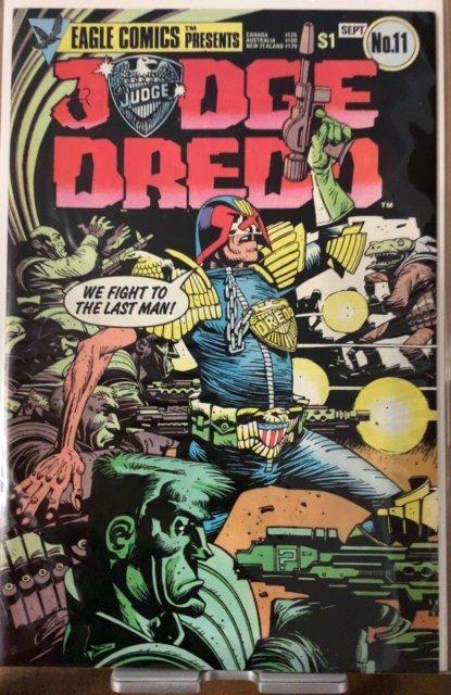 Judge Dredd (GB) #11 (1984)