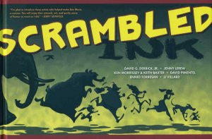 Scrambled Ink HC #1 VF/NM; Dark Horse | save on shipping - details inside
