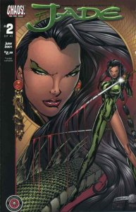 Chaos! Presents Jade #2 VF/NM; Chaos | save on shipping - details inside