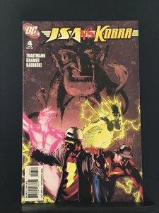 JSA vs. Kobra #4 (2009)