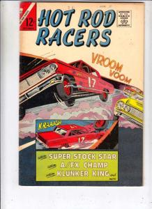 Hot Rod Racers #5 (Sep-65) FN/VF+ High-Grade Rick Roberts, Clint Curtis