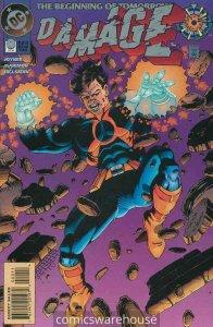 DAMAGE (1994 DC) #0 NM