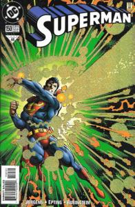 Superman (2nd Series) #150SC VF/NM; DC | save on shipping - details inside