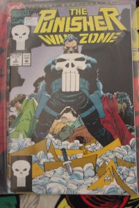 The Punisher War Zone 3 VF